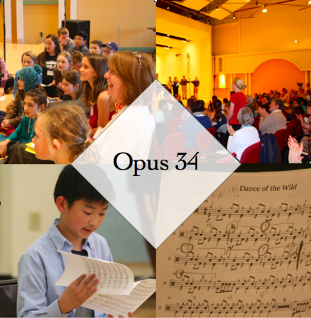Opus 34 Promotional Image