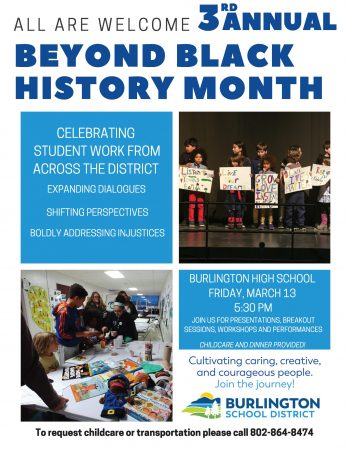 3rd Annual Beyond Black History Month